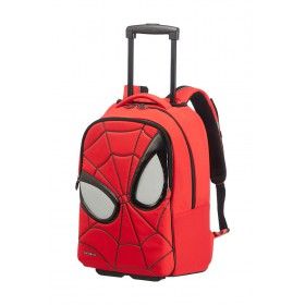 Samsonite Marvel Ultimate Backpack with Wheels Spiderman Iconic