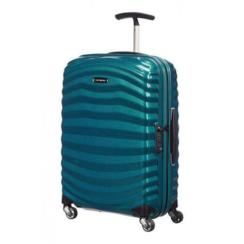 Samsonite Lite-Shock 55cm Spinner Luggage