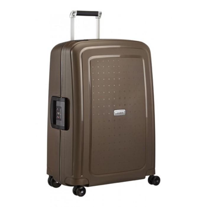 samsonite s 39 cure dlx 69cm spinner luggage. Black Bedroom Furniture Sets. Home Design Ideas