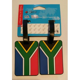 Travelmate S.A Flag ID Tag