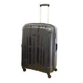 Travelite Trend Upright Trolley 55cm Hard Shell Luggage