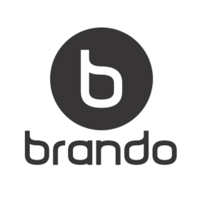 Brando Genuine Leather Logo